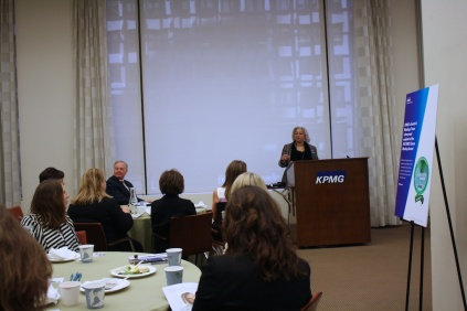 Dianne DIllon-Ridgley, Summit Chair