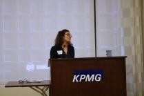 Celine Solsken Ruben-Salama of American Express