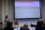 Dr. Kellie McElhaney presents survey on impact of women in business
